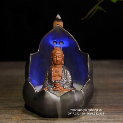 Thác Khói Phật Đèn Led