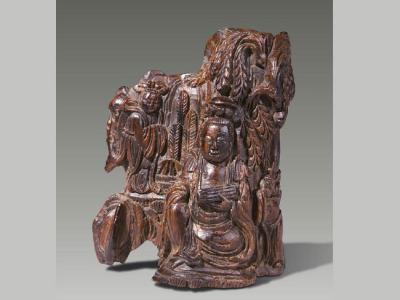 Tượng trầm hương gỗ quý