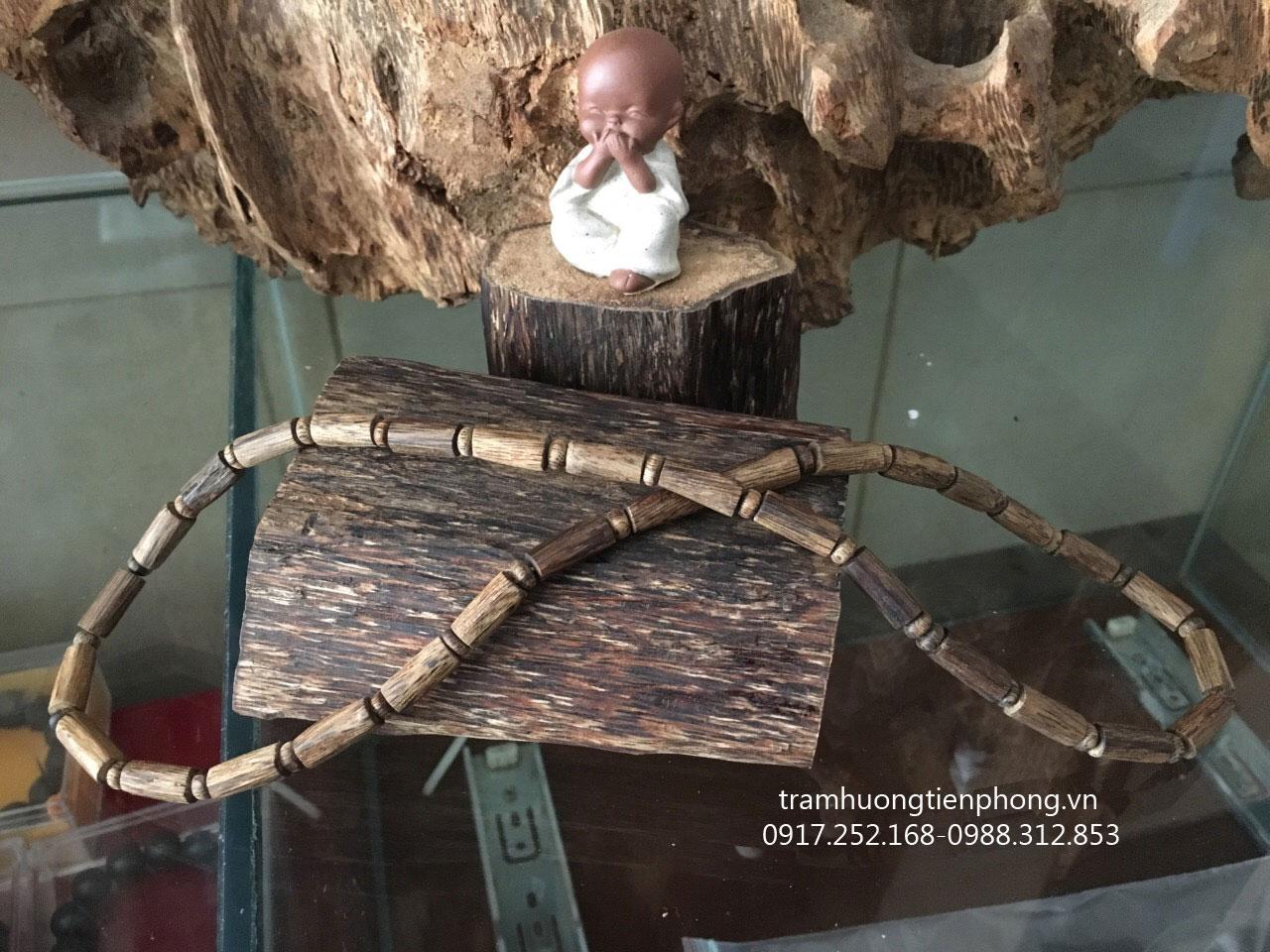 Vòng Trầm Hương Trúc Kalimantan